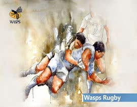 #1 for Rugby Fans selection artwork design. af tania2008