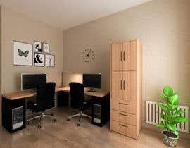 #17 για 3D Interior design for an office από DohaElamin
