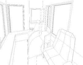 #42 για 3D Interior design for an office από vc1xz0