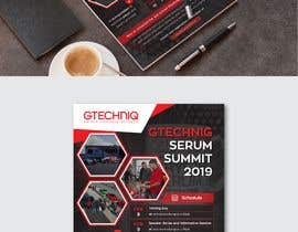 #7 for Design Gtechniq Serum Summit 2019 poster by bartolomeo1