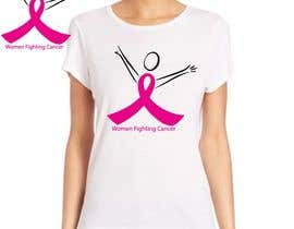 nº 18 pour Unique Logo fDESIGNER to help the US project Women Fighting Cancer par monir95