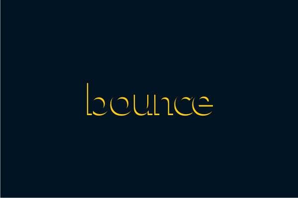 Penyertaan Peraduan #                                        367                                      untuk                                         Logo Design for Bounce