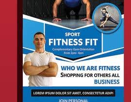 #63 , Design a poster for fitness business 来自 SajeebRohani