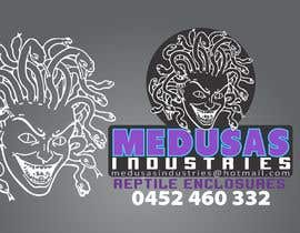 #16 for Recreate logo as vector - Medusa Industries by iqbalkhatri55