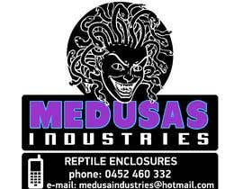 #8 for Recreate logo as vector - Medusa Industries af xetus