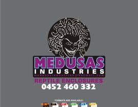 #17 for Recreate logo as vector - Medusa Industries af Kavitasavant