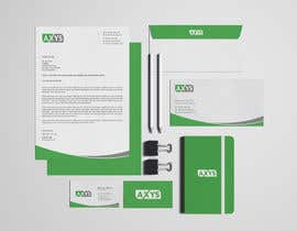 #190 for Design Brand Identity for AXYS Group by shahnazakter