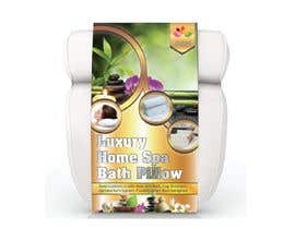 nº 78 pour Spa bath pillow design par sousspub