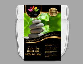 nº 93 pour Spa bath pillow design par pusztineagnes