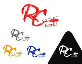 #26 untuk Logo Design for Rc World oleh habitualcreative