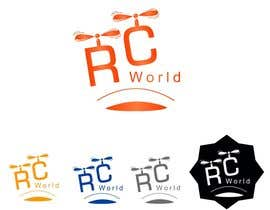 #30 untuk Logo Design for Rc World oleh habitualcreative