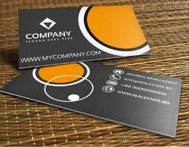#214 สำหรับ Design business card. โดย Asifkorim982