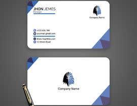 #222 for Design business card. af SabbirhossainDo