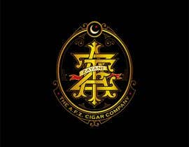 #155 for Luxury Cigar Brand Logo! af Jammerx