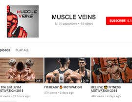 nº 23 pour Need A Logo For a body building Youtube chanel par umarravian1050