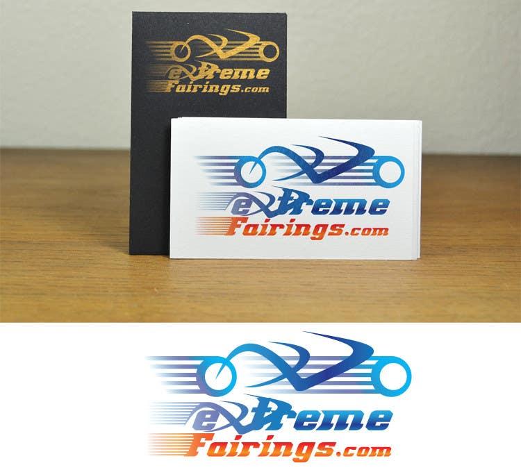 Inscrição nº                                         15                                      do Concurso para                                         Logo Design for www.extremefairings.com