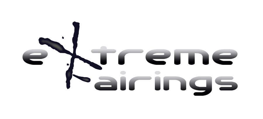 Penyertaan Peraduan #7 untuk Logo Design for www.extremefairings.com