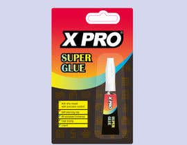 #52 for Super glue packaging design by starwings333