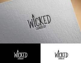 Nro 8 kilpailuun I would like a logo designed for a candle company called Wicked Chandlery.   -- 10/19/2018 15:12:07 käyttäjältä sunny005