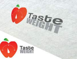 #21 para Logo Design for Tasteweight por DigiMonkey
