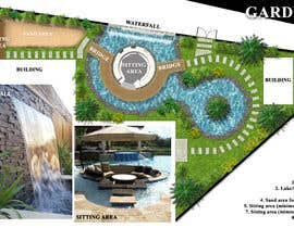 Nro 13 kilpailuun Garden Design käyttäjältä hedardipo