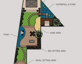 Nro 7 kilpailuun Garden Design käyttäjältä deta3d2