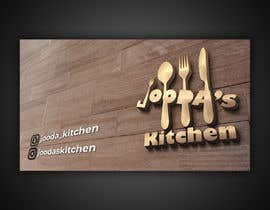 #34 for Business Cards for Jooda's Kitchen by asik10