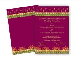 #17 per Hindu Wedding Invitation Card Design da narvekarnetra02