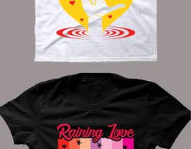 #87 for Raining Love by color78
