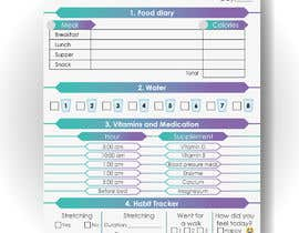 #5 untuk I need a food/exercise log designed oleh gabrielcarrasco1
