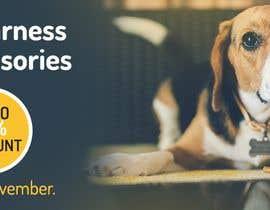 #2 untuk Discount banner for dog articles oleh Firakibbd