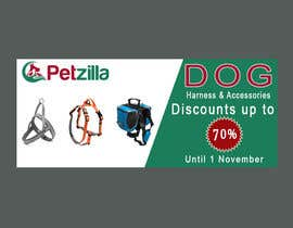 #20 untuk Discount banner for dog articles oleh onlinemahin