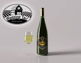 #93 for Design a name and logo(s) for a wine bottle. af irvingtimado11