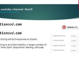 #403 cho NEED A YOU-TUBE CHANNEL NAME bởi lolafloresp