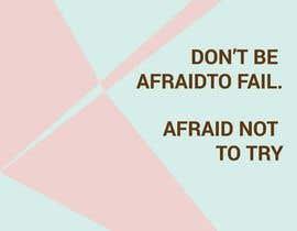 nº 10 pour Quote Creator - Creative People! par rashnatmahmud