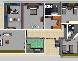 tharinis tarafından to make residential interior design by sketch up için no 25