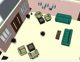 Mozammal007 tarafından to make residential interior design by sketch up için no 4