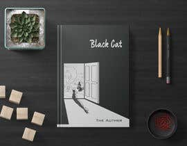 #16 for To design a book cover.  Simple black illustration with white background.  e.g. continuous line drawing af smizaan