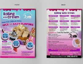 aatir2 tarafından Ice Cream Shop Menu Design için no 27