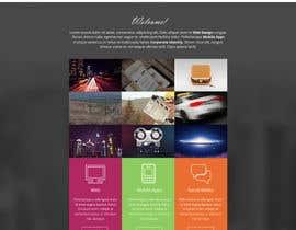 orangecreatives tarafından Design a responsive Website için no 89
