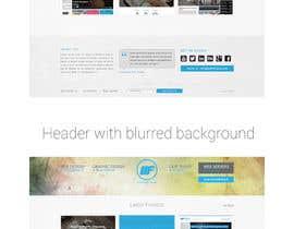 Rupindr tarafından Design a responsive Website için no 80