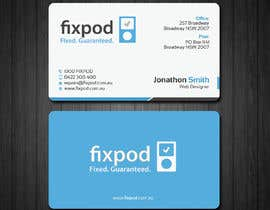 #176 for Design a business card with this logo af iqbalsujan500