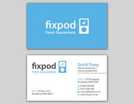 #7 for Design a business card with this logo af papri802030