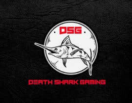 #47 for Death Shark Gaming Logo by lifegraphicstime