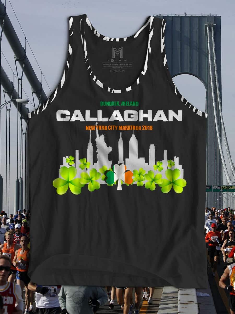 Proposition n°12 du concours New York City Marathon T-shirt logo design