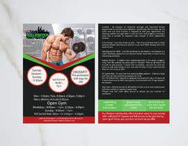 #27 for We require a flyer for a gym af MOMODart