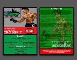 #22 for We require a flyer for a gym af rasel3333