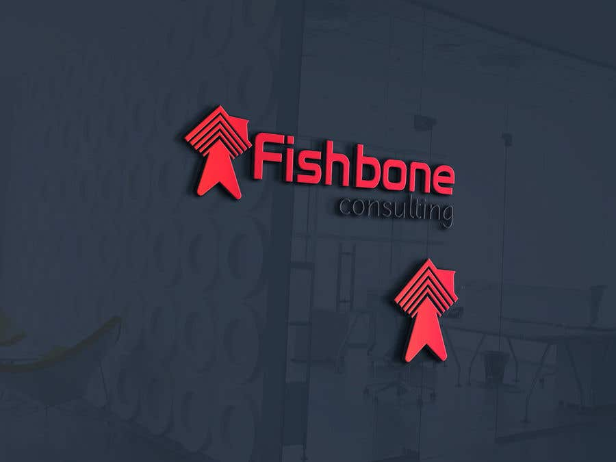 Contest Entry #66 for Logo Design - Fishbone Consulting