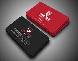 #28 для business card design от abdulmonayem85