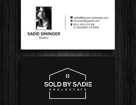 #346 for Create A logo and a business card for Real Estate Company by SHILPIsign